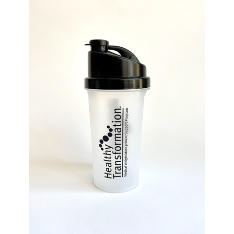 Healthy Transformation Shaker Bottle